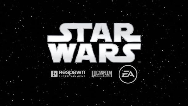 Star Wars from Respawn/EA logo