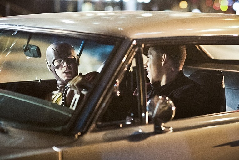 The Flash and Wally West