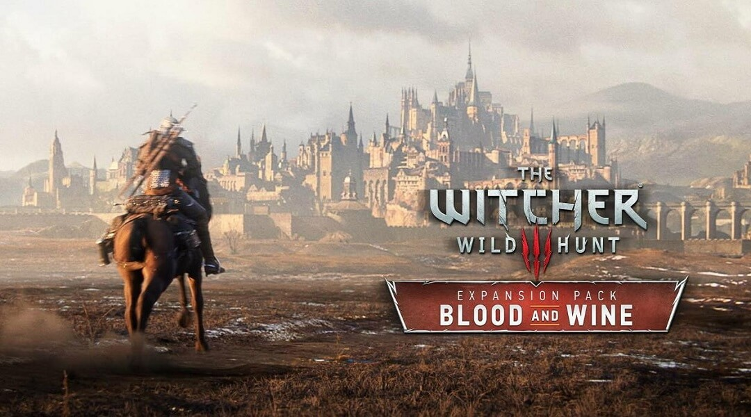 The Witcher 3 Blood and Wine Expansion