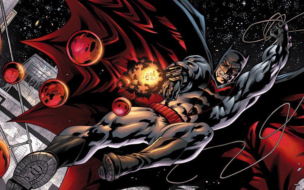 Thomas Wayne as Batman Flashpoint