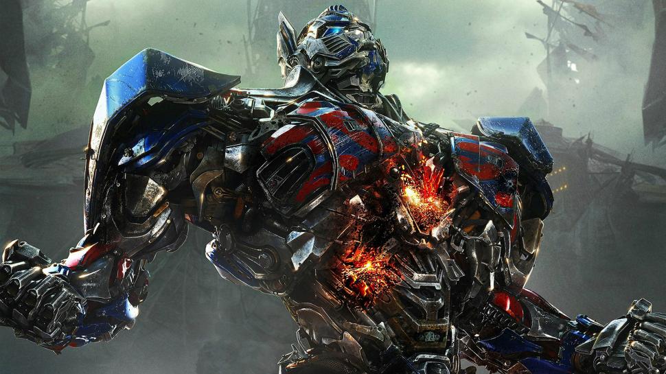 Transformers 4 Optimus Prime
