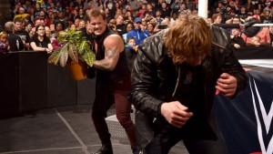 WWE Extreme Rules 2016 Jericho Ambrose Mitch