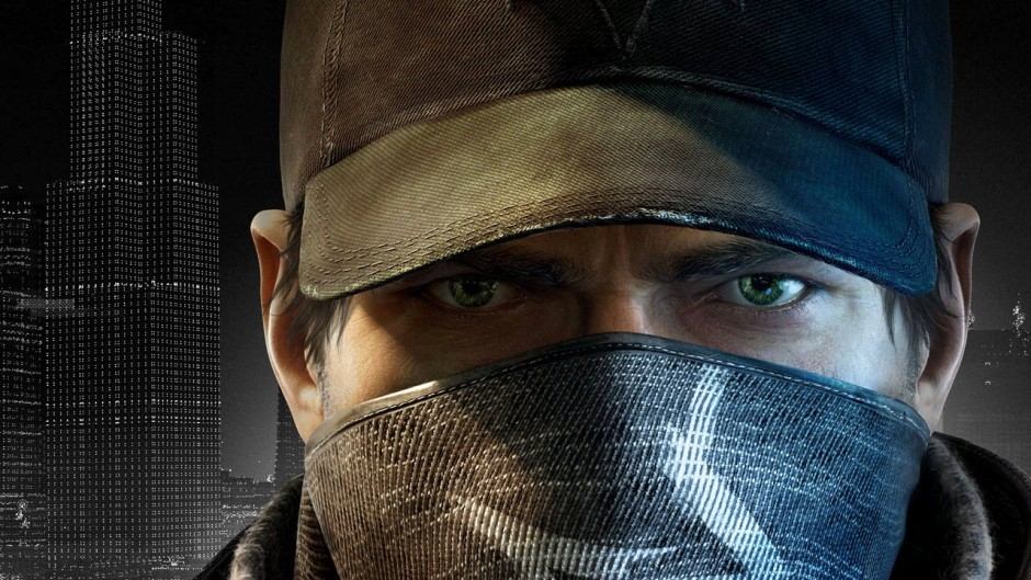 Watch Dogs Aiden close up image
