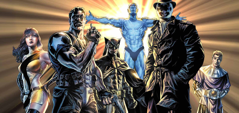 First Official Image Released for HBO's Watchmen