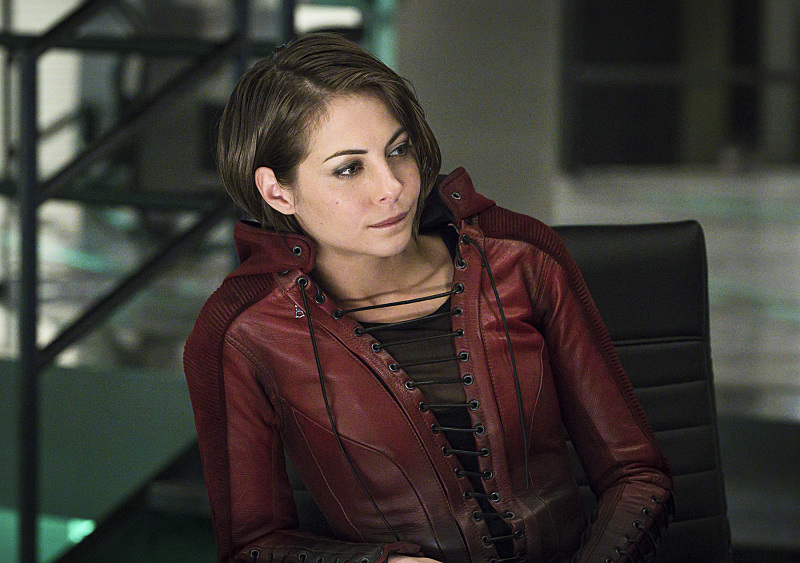 Willa Holland as Speedy Thea Queen