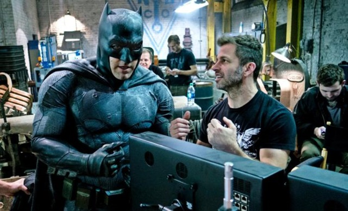 Another Source Confirms WB and Zack Snyder Tension