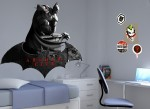 Batman Arkham Knight wall decals from Wall-Ah!
