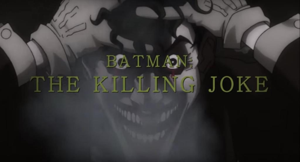'The Killing Joke's' Runtime, Bonus Features