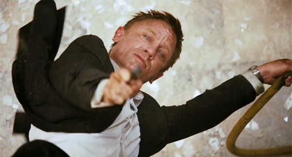 Rumour: Daniel Craig Turns Down $100M Bond Movie Deal