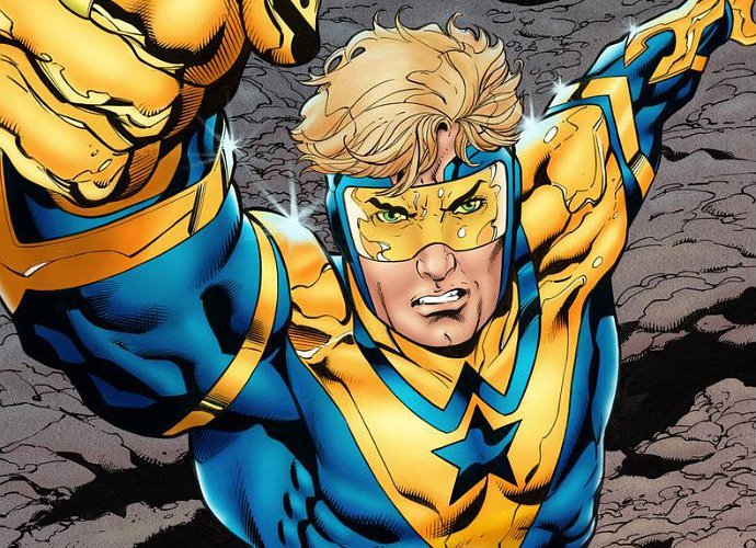 'Booster Gold' Film Confirmed, Greg Berlanti May Direct