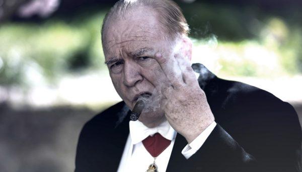 Brian Cox in Winston Churchill biopic