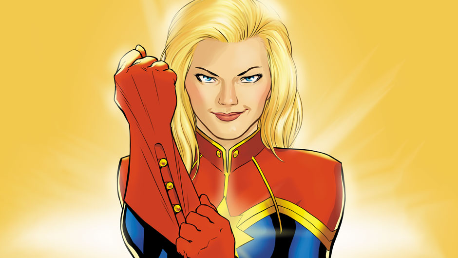 We May Know Who's in the Running to Direct 'Captain Marvel'