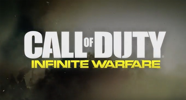 'Call of Duty: Infinite Warfare' Reveal Trailer