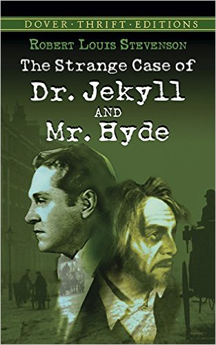Dr. Jekyll and Mr. Hyde cover