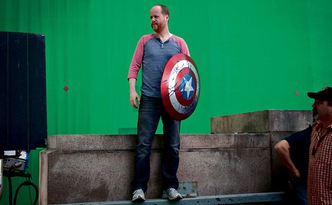 Joss Whedon Teases Next Project, Hints at MCU Comeback