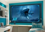 Jurassic World wall decals from Wall-Ah!