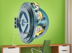 Minions wall decals from Wall-Ah!