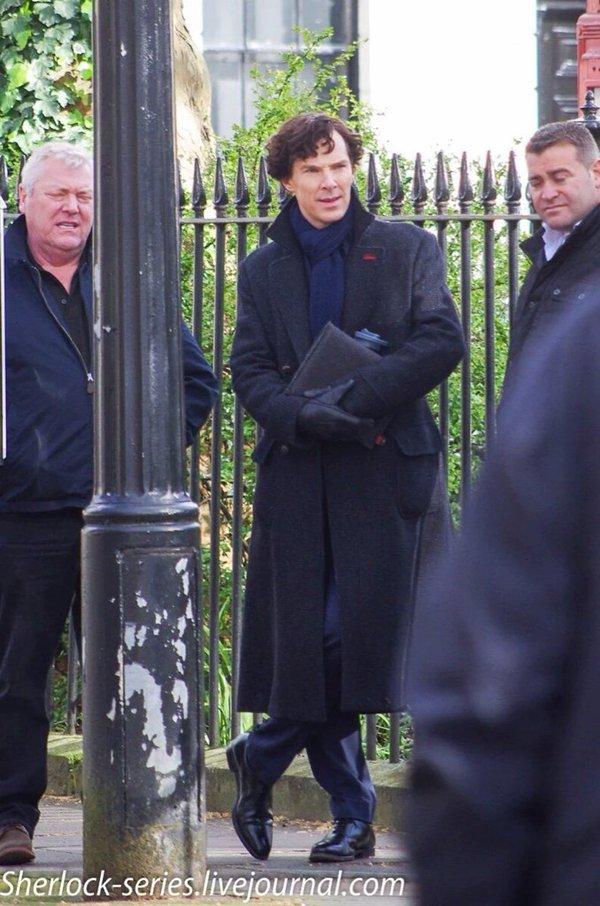 Benedict Cumberbatch films Sherlock