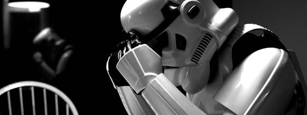 Stormtrooper facepalm