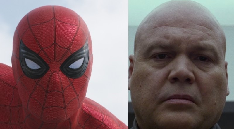'Spider-Man: Homecoming' to Crossover with Netflix's 'Daredevil'?