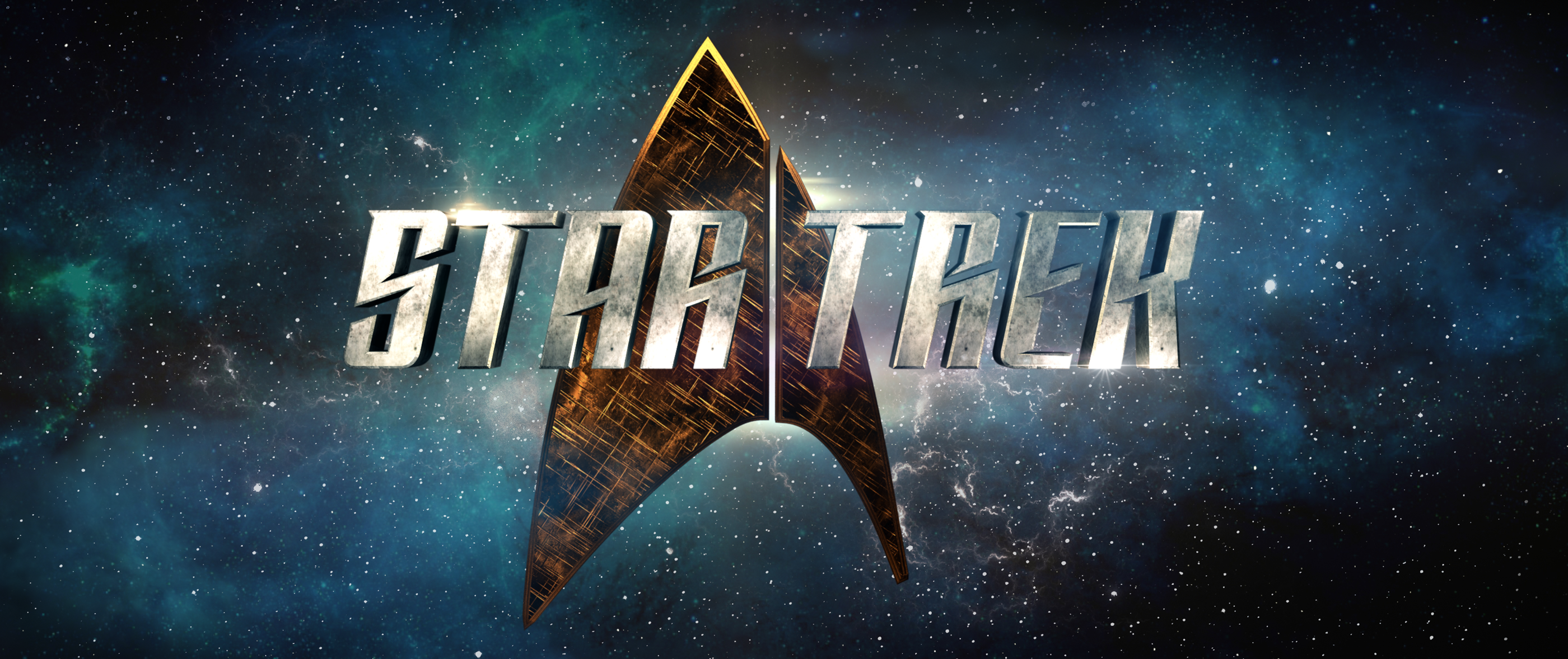 New Star Trek series logo