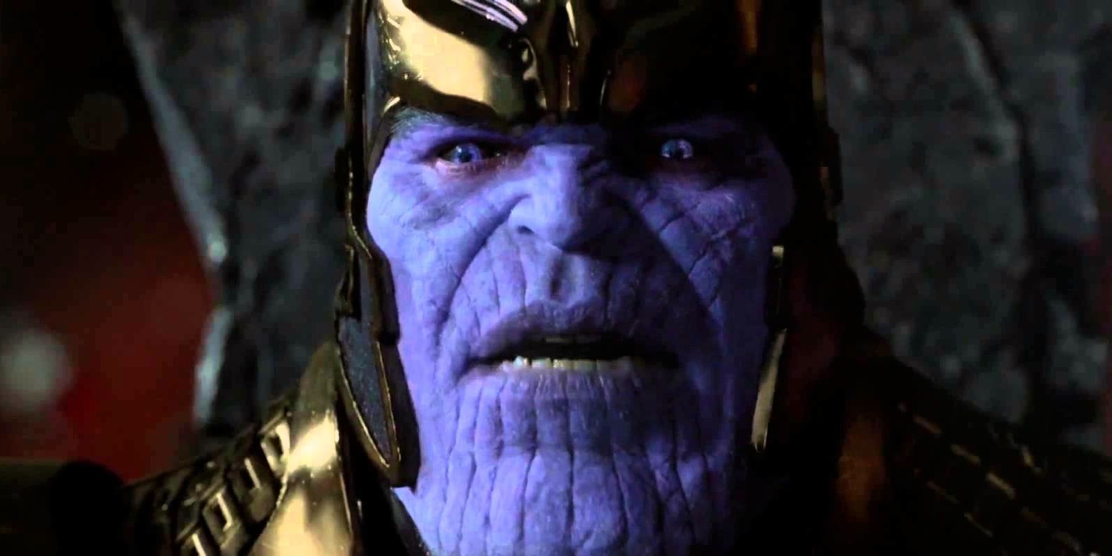 Thanos close up Infinity War Guardians of the Galaxy