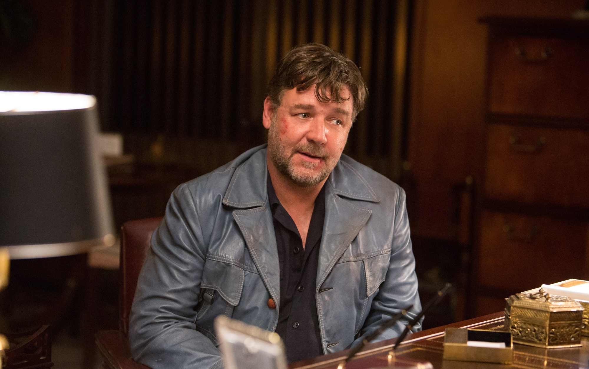 Who is Russell Crowe Playing in 'The Mummy' with Tom Cruise?