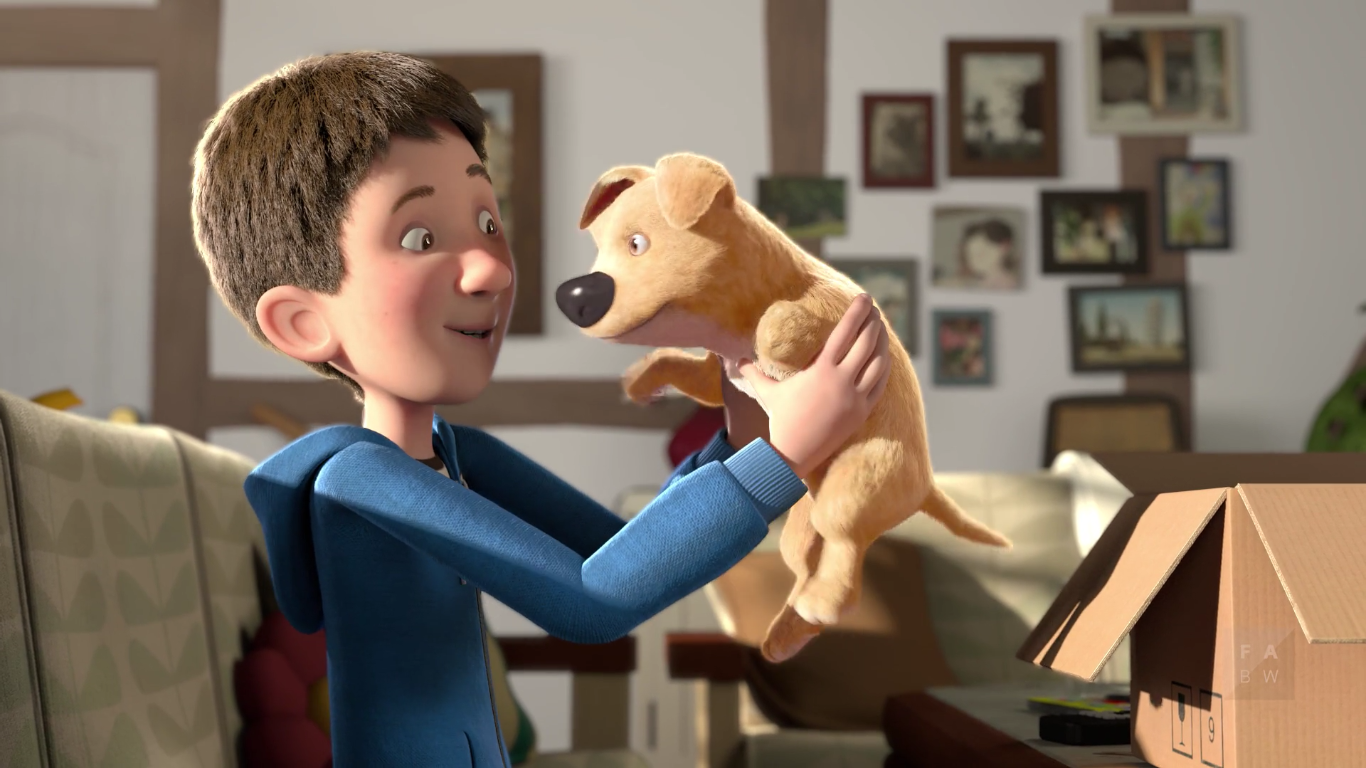Heartfelt Short Film Gets Attention of Disney & Pixar