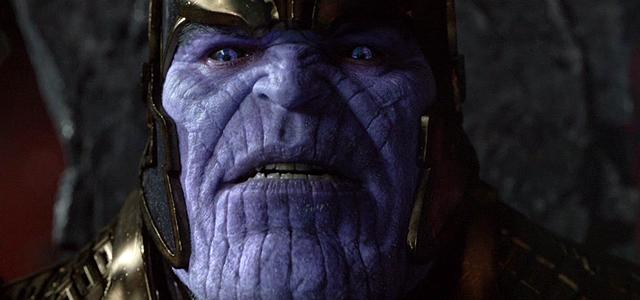 Avengers: Infinity War, Josh Brolin, Thanos