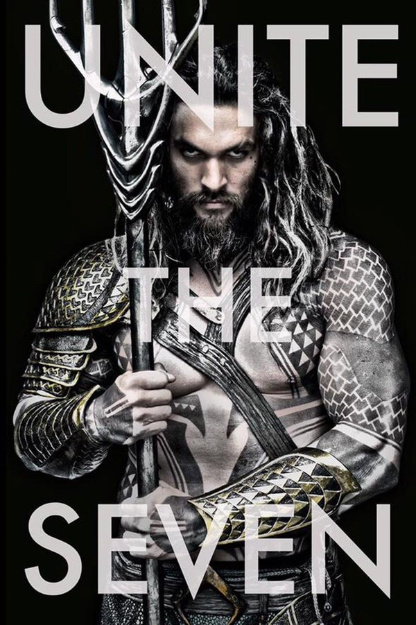 Aquaman unite the seven jason momoa