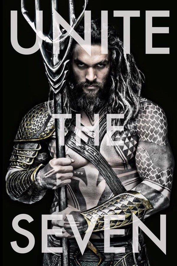 Aquaman unite the seven jason momoa