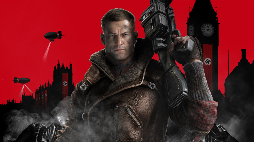 Bethesda Teased the Next 'Wolfenstein' After All