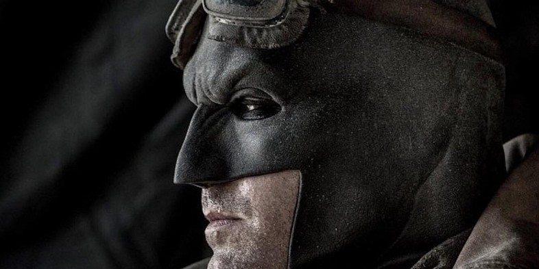 Ben Affleck as Knightmare Batman