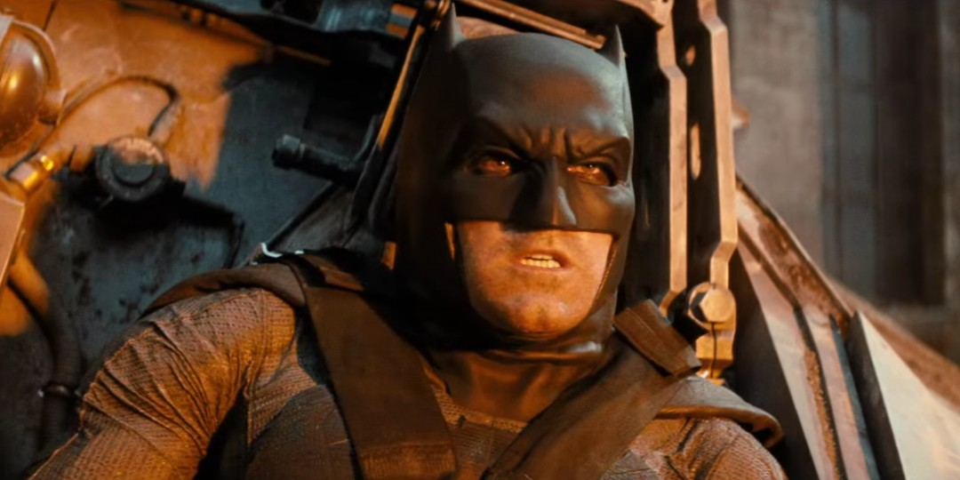 Ben Affleck Updates Batman Film Status