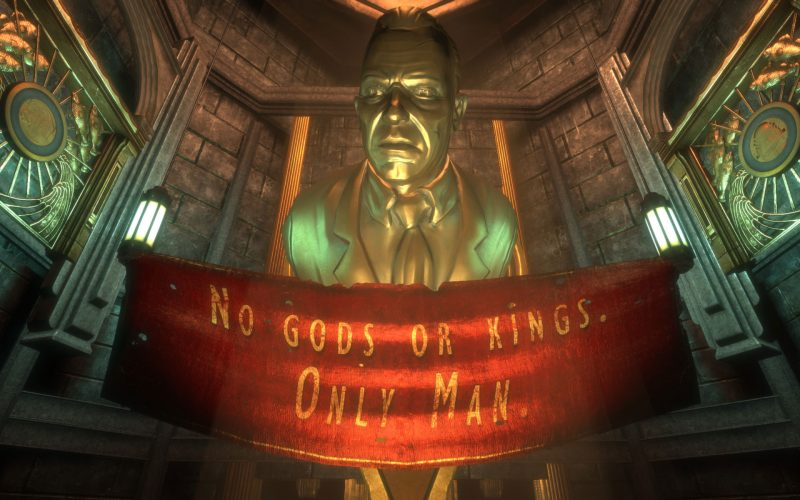 2K Confirms 'BioShock' Collection; Date, Announce Trailer