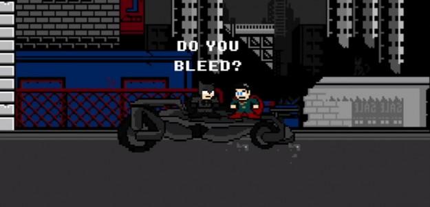'Batman v Superman' Gets the 8-Bit Game Treatment