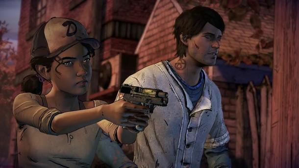 New Playable Character for Telltale's 'The Walking Dead' Season 3