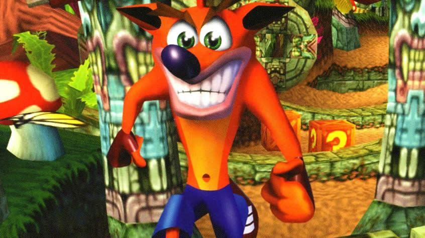 3 Remastered 'Crash Bandicoot' Games Coming to PS4