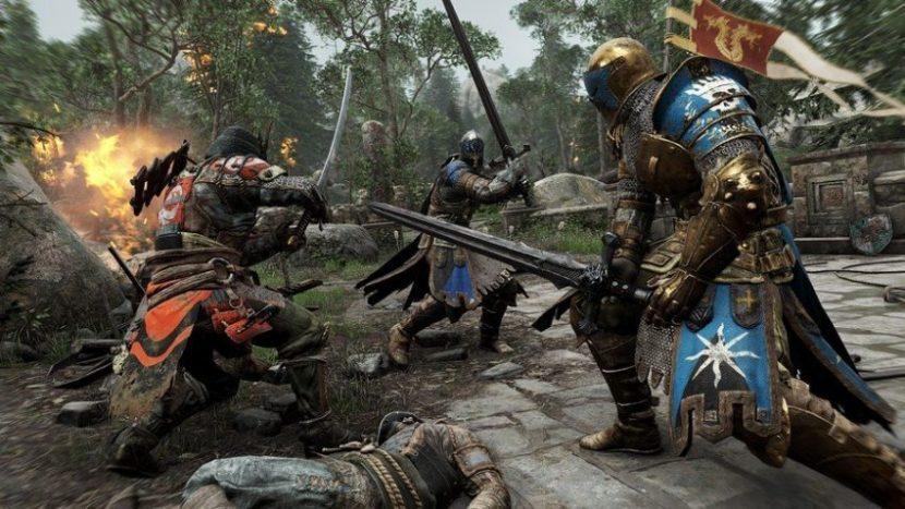 'For Honor' DLC Leak Showcases Romans and Ninjas