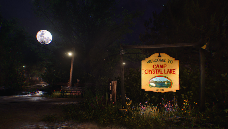 'Friday the 13th: The Game' E3 Gameplay Teaser