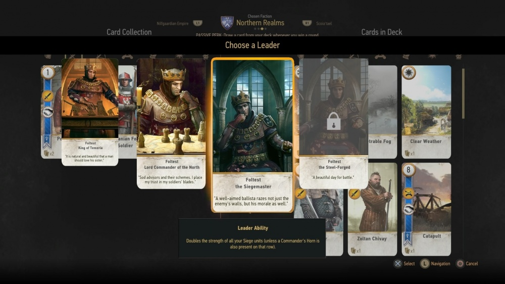 'Gwent: The Witcher Card Game' Trademark, Logo Leaked