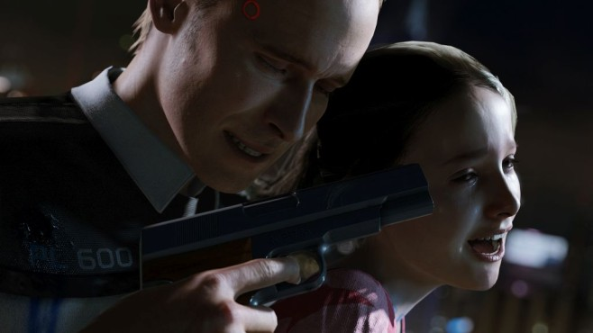 Hostile android detroit become human