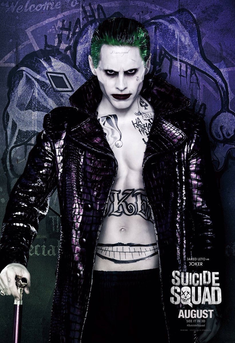 New 'Suicide Squad' Character Posters