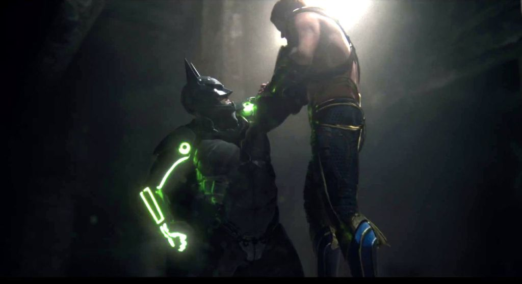 Geoff Johns: 'Injustice 2;' DC Games Influence Movies, TV