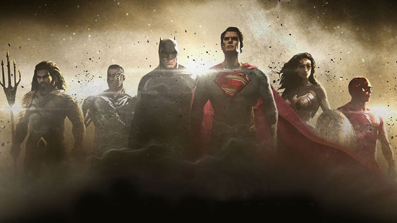 Geoff Johns Reveals Official Title of Justice League Film
