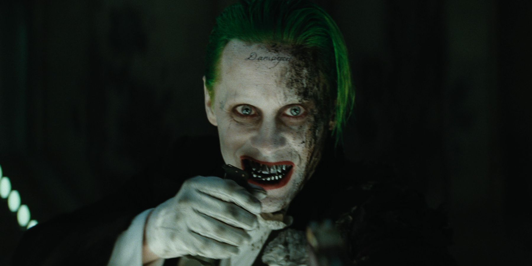 WATCH: Every Joker Scene from 'Suicide Squad' Trailers