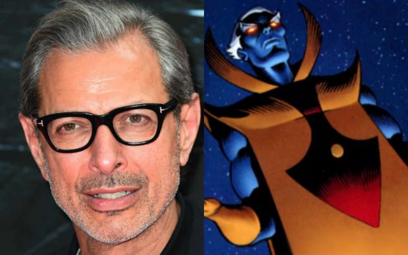 Jeff Goldblum on Playing the Grandmaster in 'Thor: Ragnarok'
