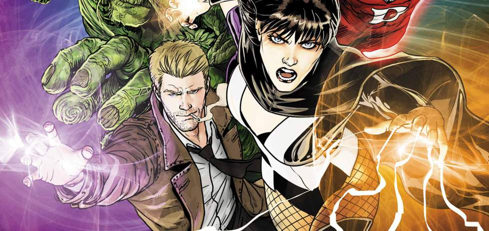 'Justice League Dark' May Get an Animated Film
