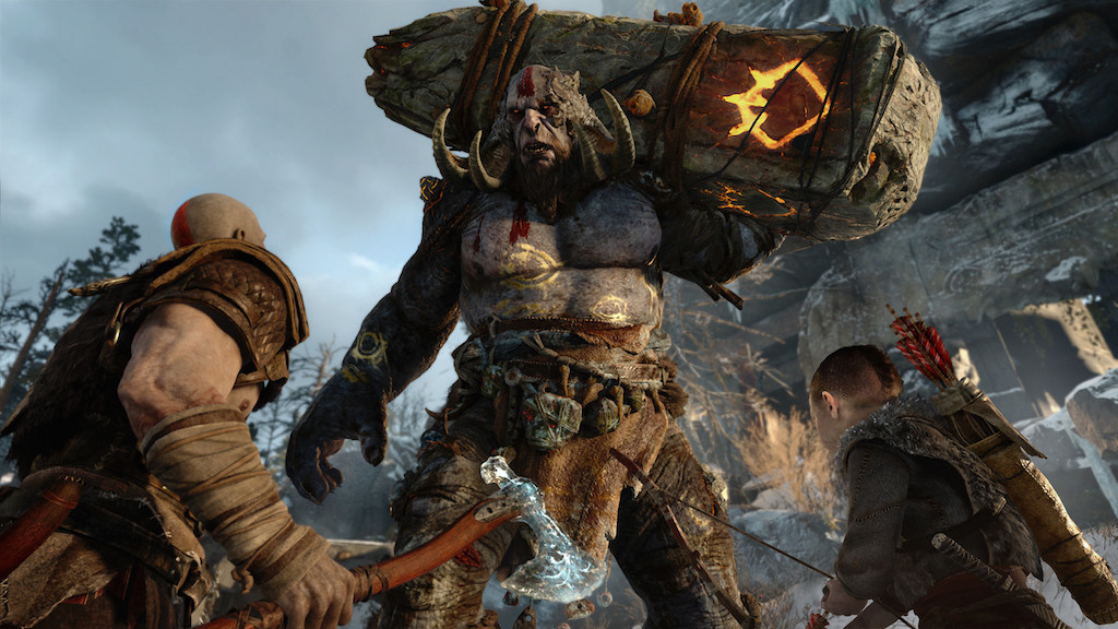 First Details on New 'God of War'