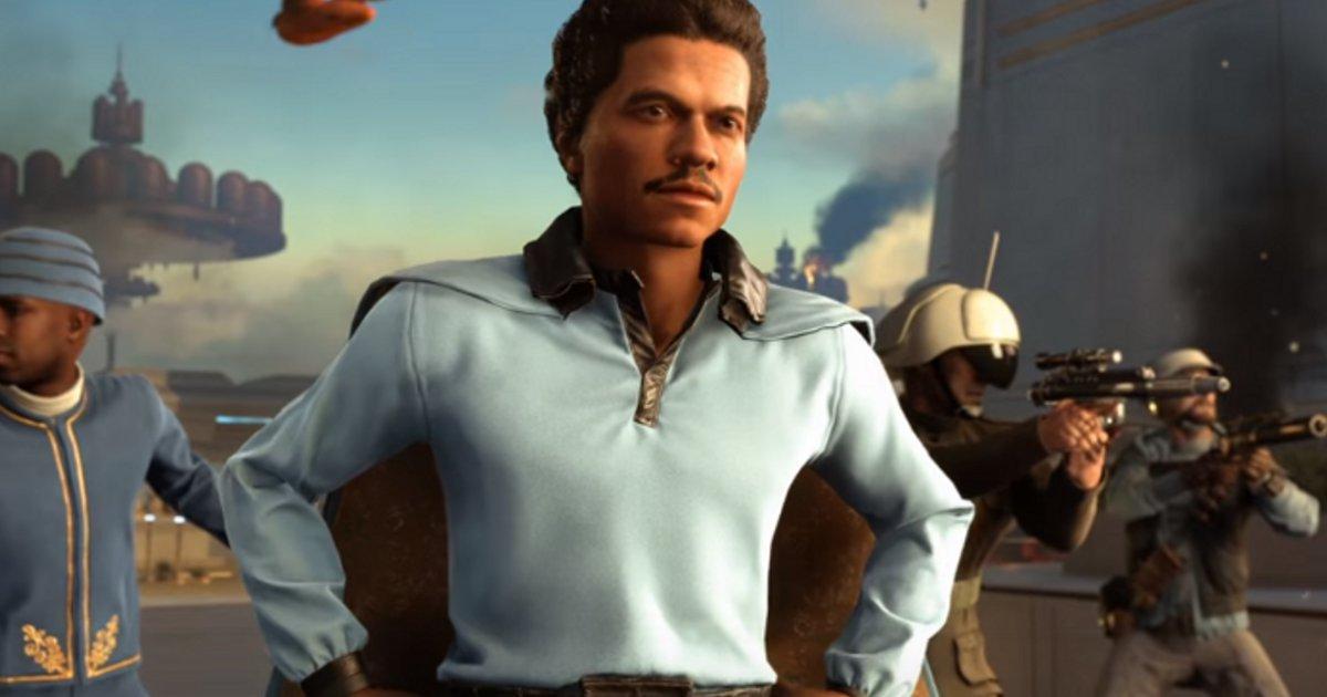 'Star Wars Battlefront' Shows Off Bespin Gameplay